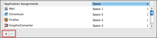 mac spaces 5