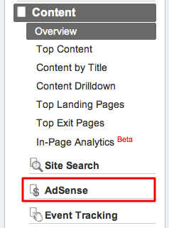 adsense analytics join connect 7