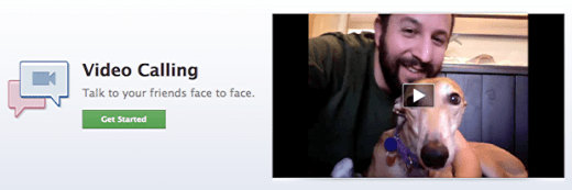 facebook video chat calling setup 1