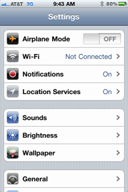 iphone ipod settings 1