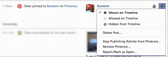 pinterest facebook updates 9
