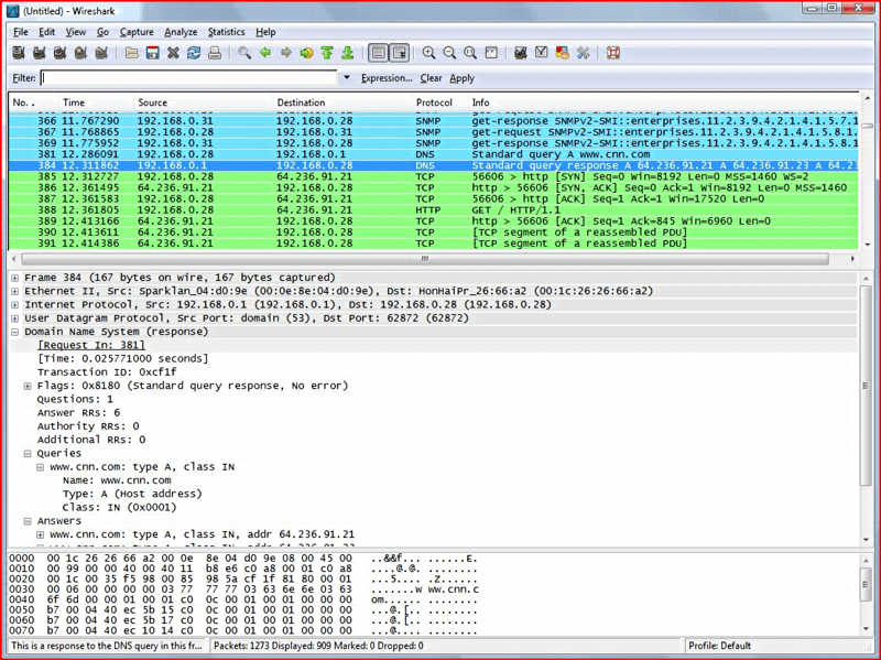 wifi network traffic hacker sniffer data packet analzer