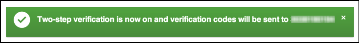 2-step verification set up for your linkedin account security