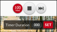 timer playback options in focus at will player