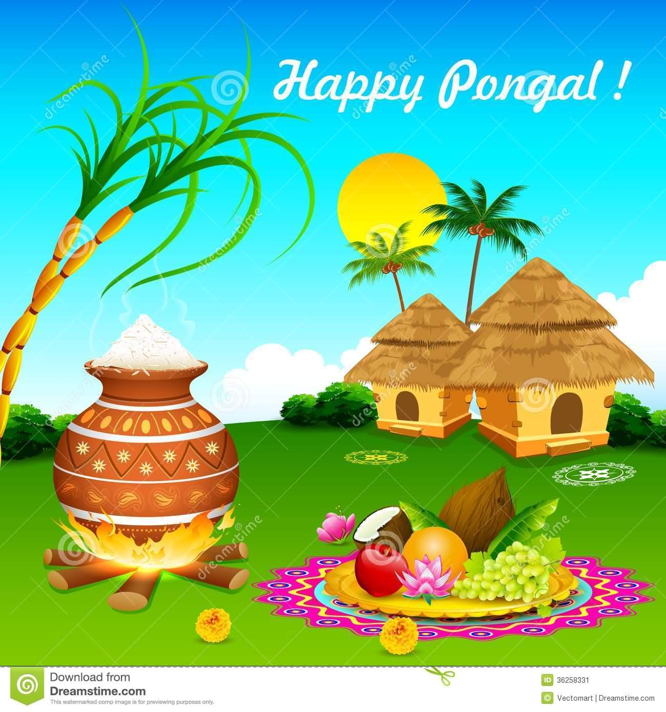 Telugu Funny Quotes Wallpapers Happy Pongal Card