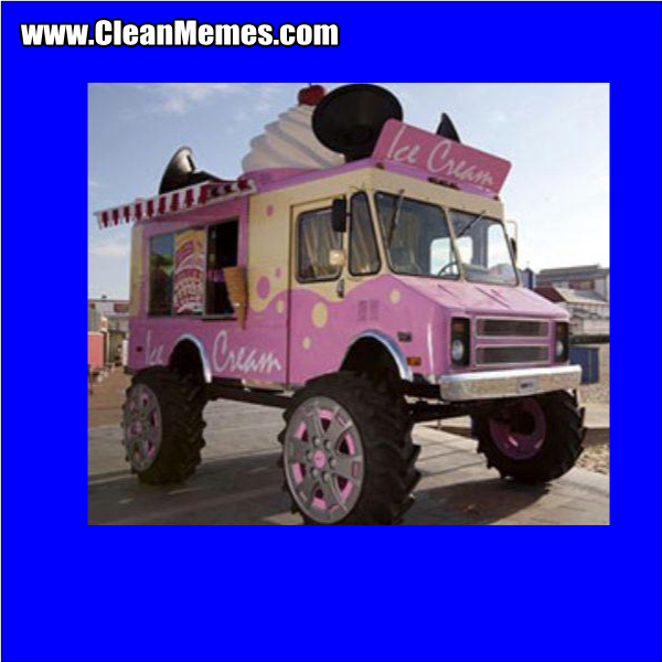 Ice Cream Girl Wallpaper 31 Most Funny Truck Photos And Images