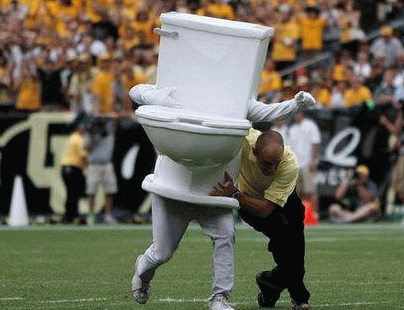 60 Funny Toilet Pictures