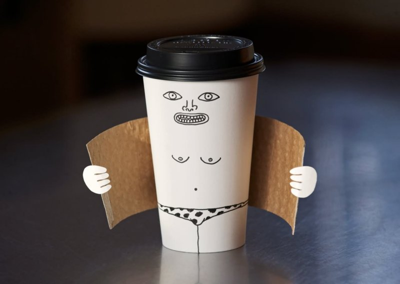 Large Of Funny Coffee Cup Pictures