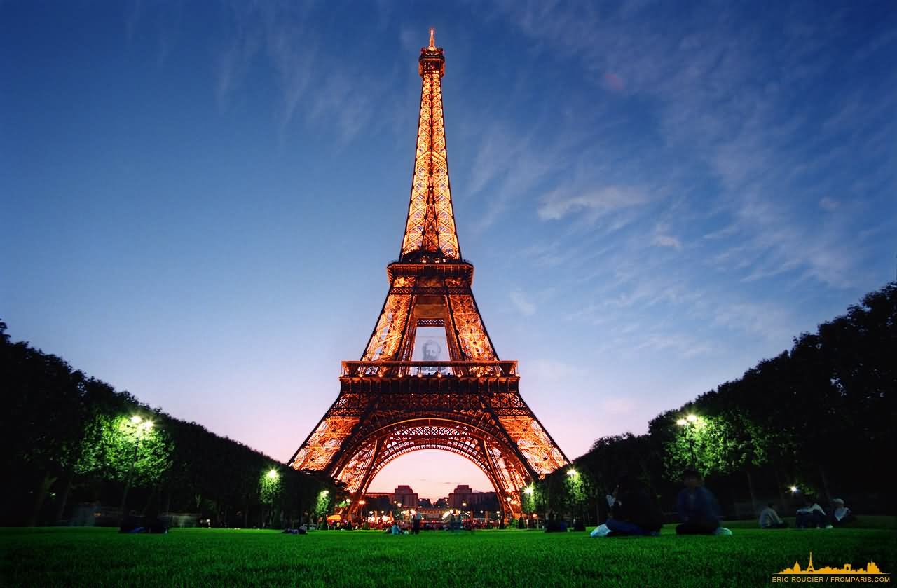 30 Very Beautiful Eiffel Tower Paris Picture And Images