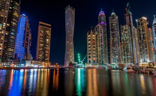 28 Incredible Night View Pictures And Photos Of Cayan