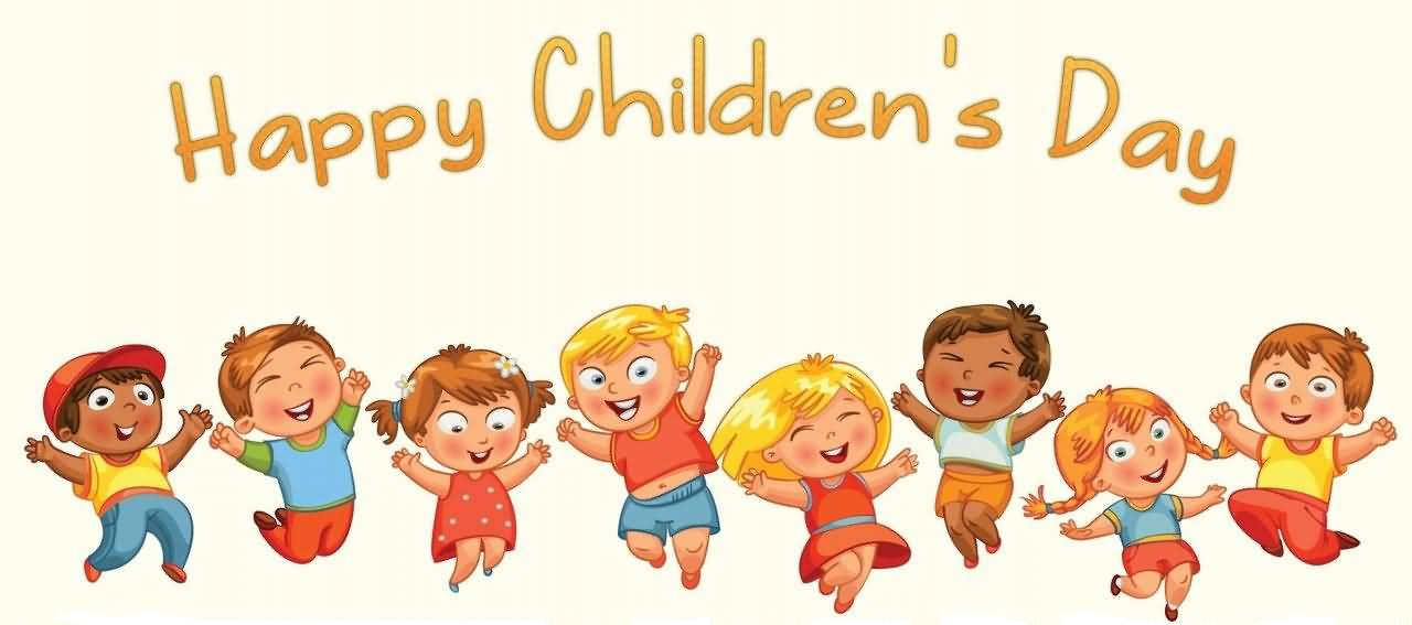Cute Nail Arts Wallpaper Happy Children S Day Kids Joining Hands Around Globe Clipart