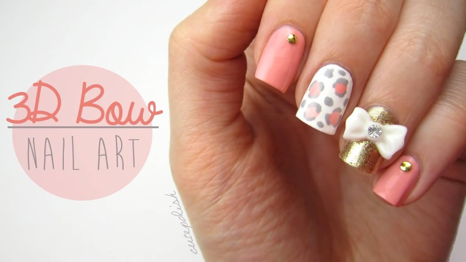 55 Most Beautiful Corset Nail Design Ideas