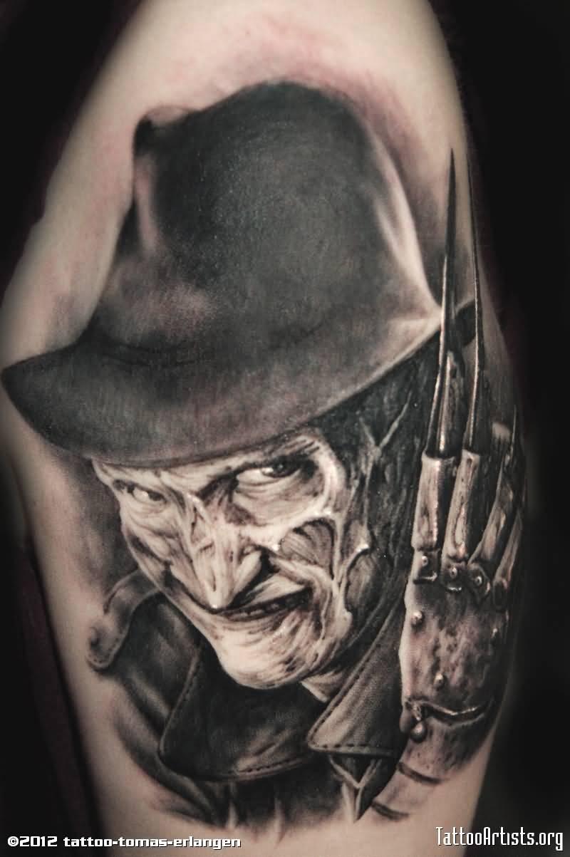 Wallpaper Chucky 3d 22 Freddy Krueger Tattoo Designs