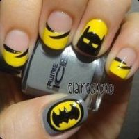 60+ Most Beautiful Cartoon Nail Art Design Ideas