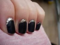 57 Most Beautiful Glitter Nail Art Design Ideas
