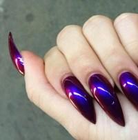 30+ Cool Hologram Nail Art Designs