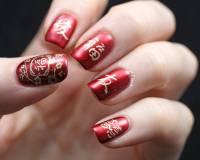 Chinese Nail Art - Askideas.com