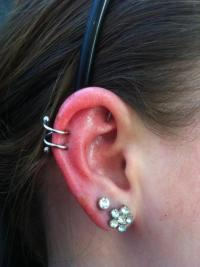 27+ Latest Ear Spiral Piercing Pictures