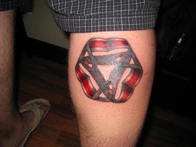 11 Escher Tattoos On Back