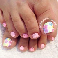 Spring Toe Nail Art | www.pixshark.com - Images Galleries ...