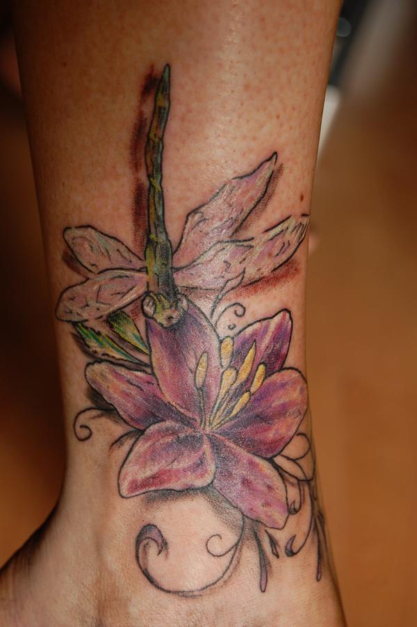 Tribal Cute Wallpaper 56 Lily Tattoos On Ankle