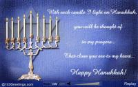 65 Beautiful Hanukkah Greeting Pictures