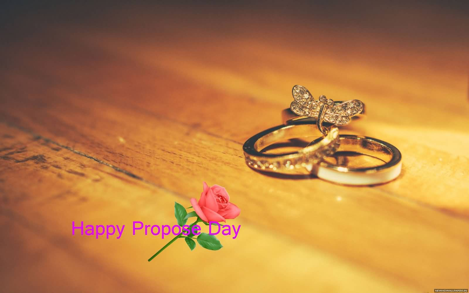 A Girl Proposing A Boy Wallpaper 50 Most Beautiful Happy Propose Day Wish Pictures