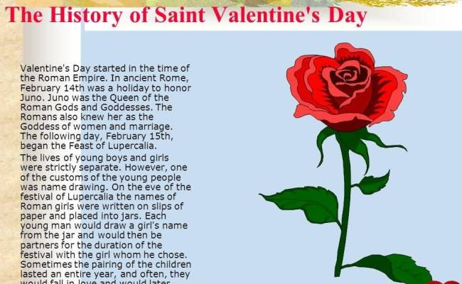 15 Most Beautiful Saint Valentine S Day Greeting Pictures