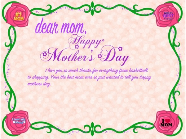 60 Beautiful Mother\u0027s Day 2017 Greeting Card Pictures - Mother S Day Cards