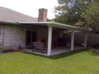 Aluminum Covered Patios In Kingwood - Lone Star Patio