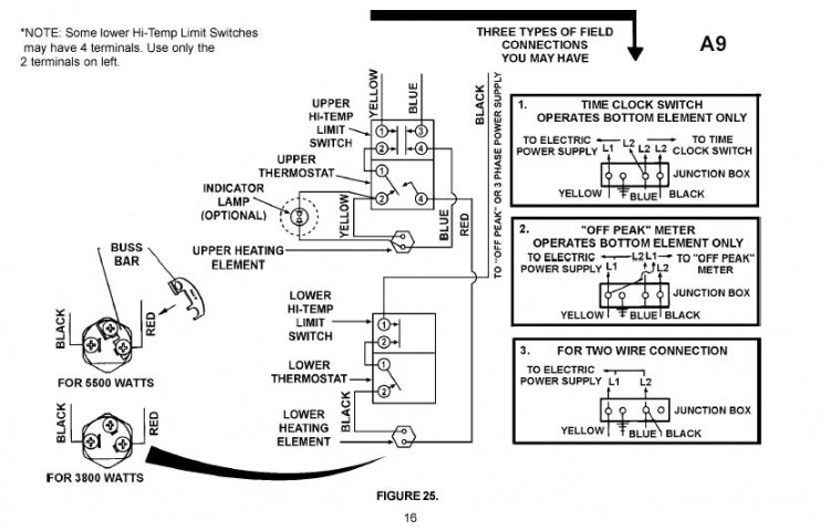 kenmore electric water heater wiring diagram wiring diagram photos