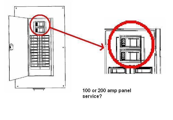 Service Panel Wiring Diagram Amp service panel wiring diagram