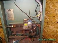 Worthington Climatrol W-145-100 furnace with no manual