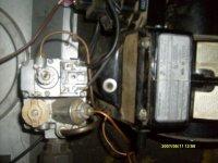 Pilot light on intertherm furnace model g