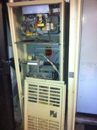 Day & Night furnace starts then immediately shuts down.