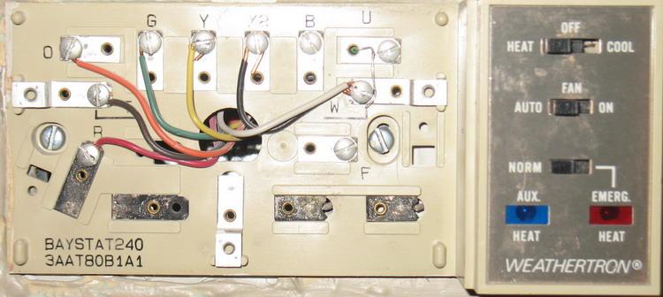 honeywell rth221b wiring diagram 2wire