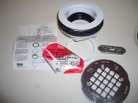 Fiberglass shower drain leak w/ PICS (wingtite?) - Page 3