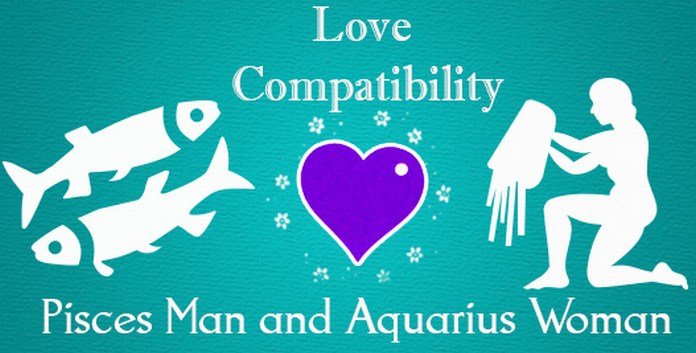 Pisces Man and Aquarius Woman Love Compatibility - Ask My Oracle