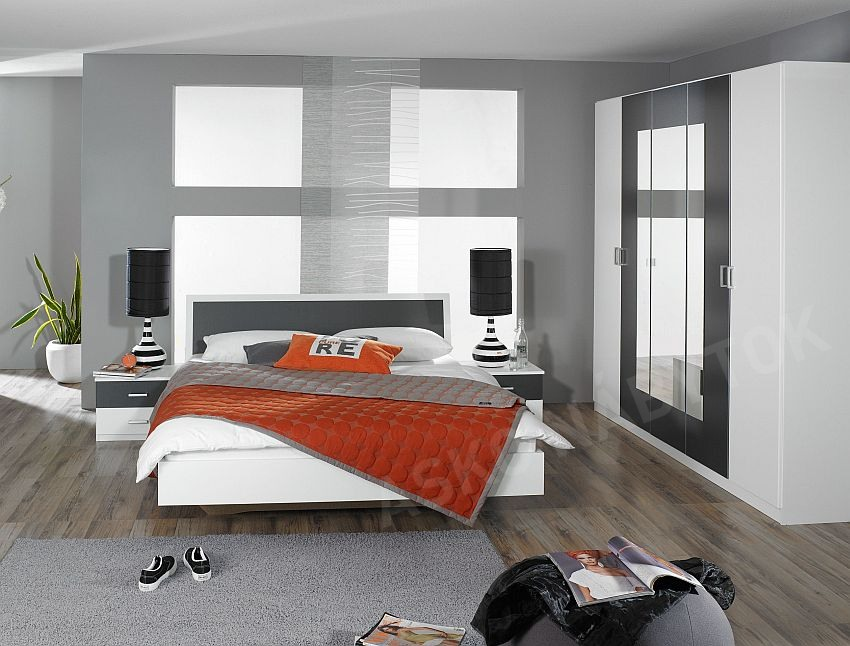 1235-spalnajpg (850×646) Bedroom   Camera da Letto Pinterest - schlafzimmer set modern