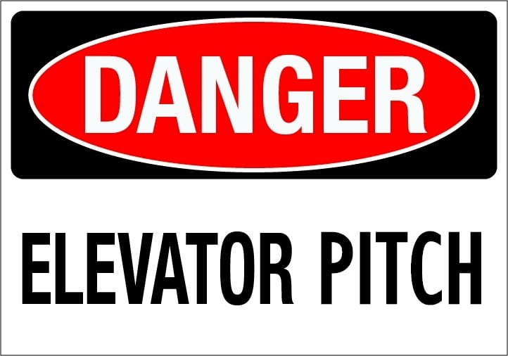 Dissecting the elevator pitch - Ask The Headhunter®
