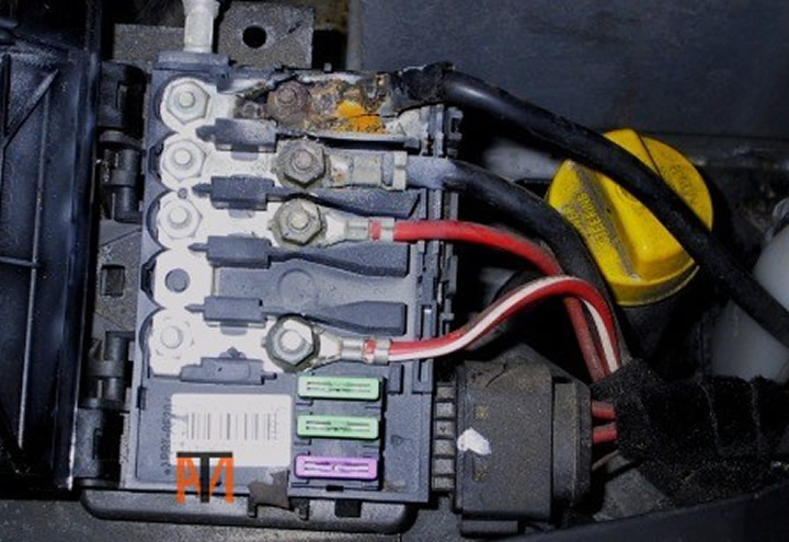 Silverado Fuse Box Issues - Carbonvotemuditblog \u2022