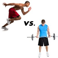 Cardio vs. Strength Training