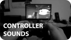 DualShock 3 Controller sounds