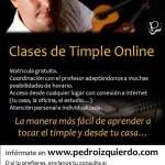 2013 Clases de Timple Online Pedro Izquierdo.