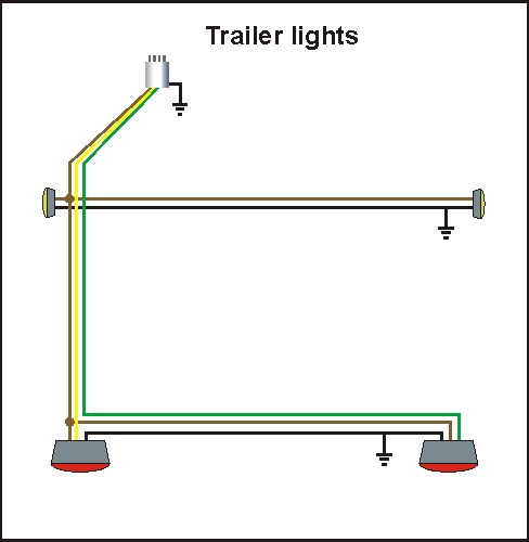 Teardrops n Tiny Travel Trailers \u2022 View topic - My wiring plans