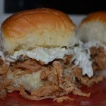 Pulled Pork from the Slow Cooker