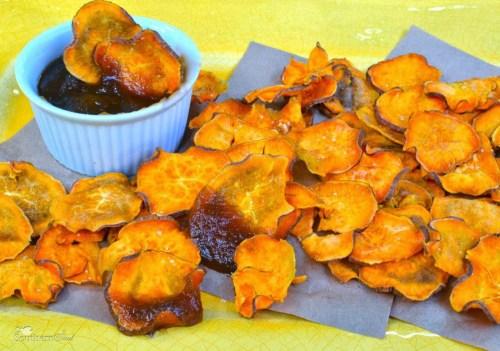Medium Of Microwaving Sweet Potato