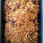 Oatmeal Brown Sugar Banana Bread