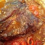 Pot Roast with Peppadew Peppers