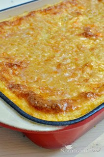 Cheese Grits Casserole | A Southern Soul